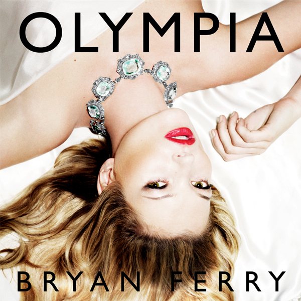 Bryan Ferry new album