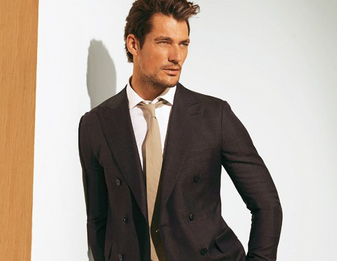David Gandy fwarr Madame Figaro