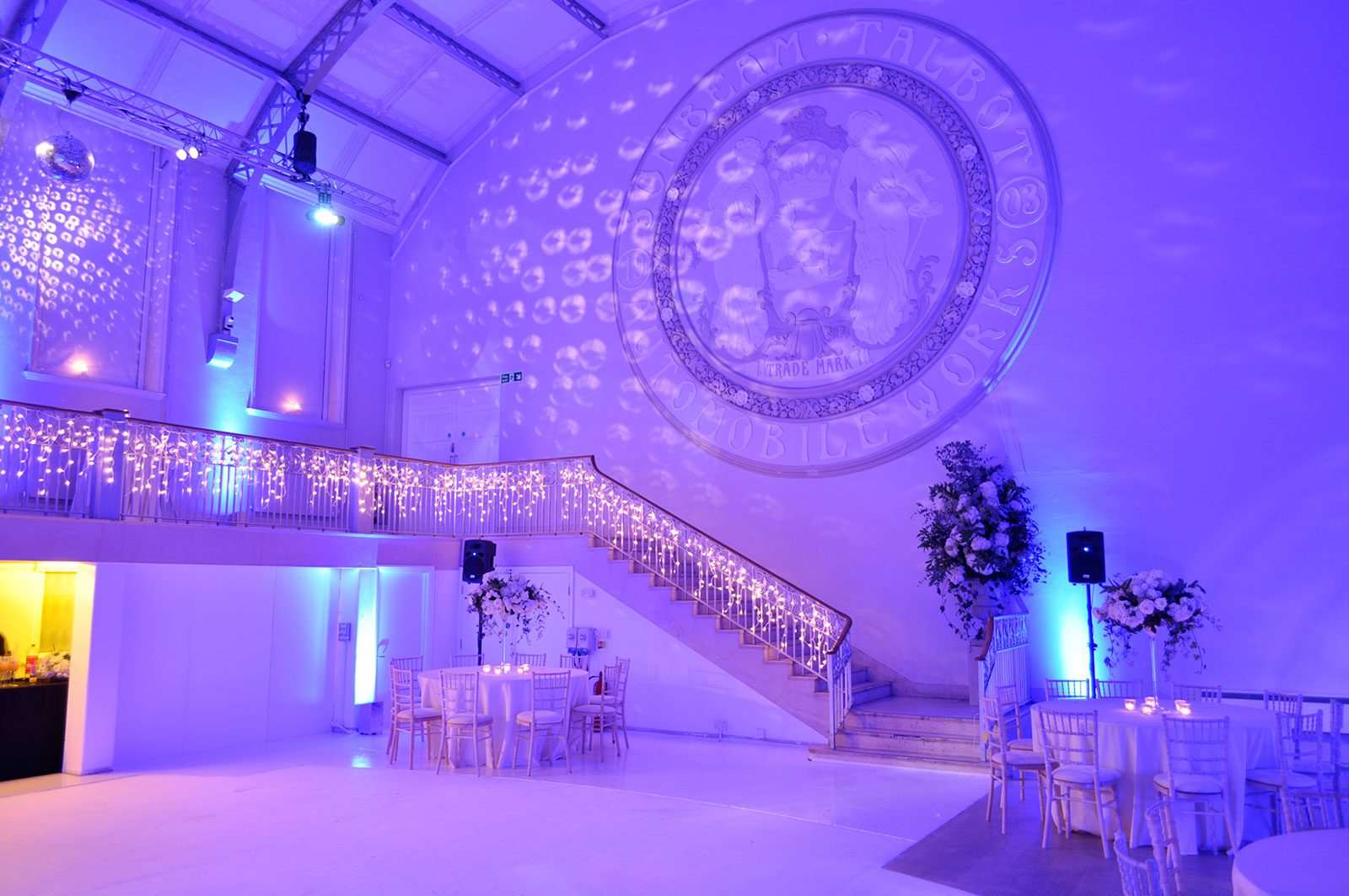 Bespoke Events at Sundeam Studios