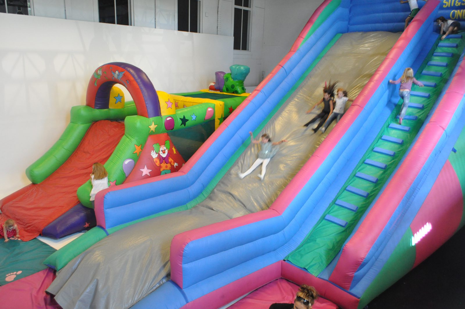 Rootes Hall, Children's Bouncy Castle Party