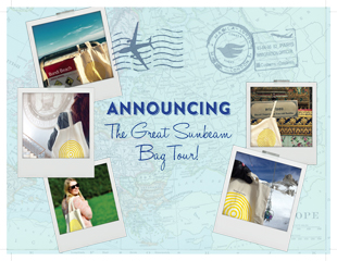 Announcing the Great Sunbeam Bag Tour Competition