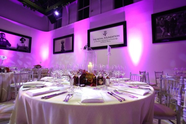 Rootes Hall, Royal Foundation Charity Dinner